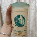 Tieguanyin Milk Tea