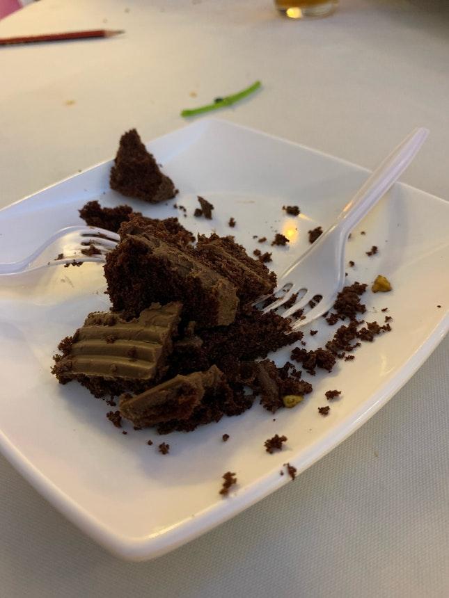 Horrendous Cake