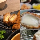 Watched too much korean 🇰🇷 variety show 白钟元的胡同餐馆 craved for their cheese tonkatsu, lucky i found @saboten_korea it is also nice, but how i wish the cheese 🧀 could have been more...