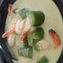 Green Curry With Prawn (Medium) 22nett