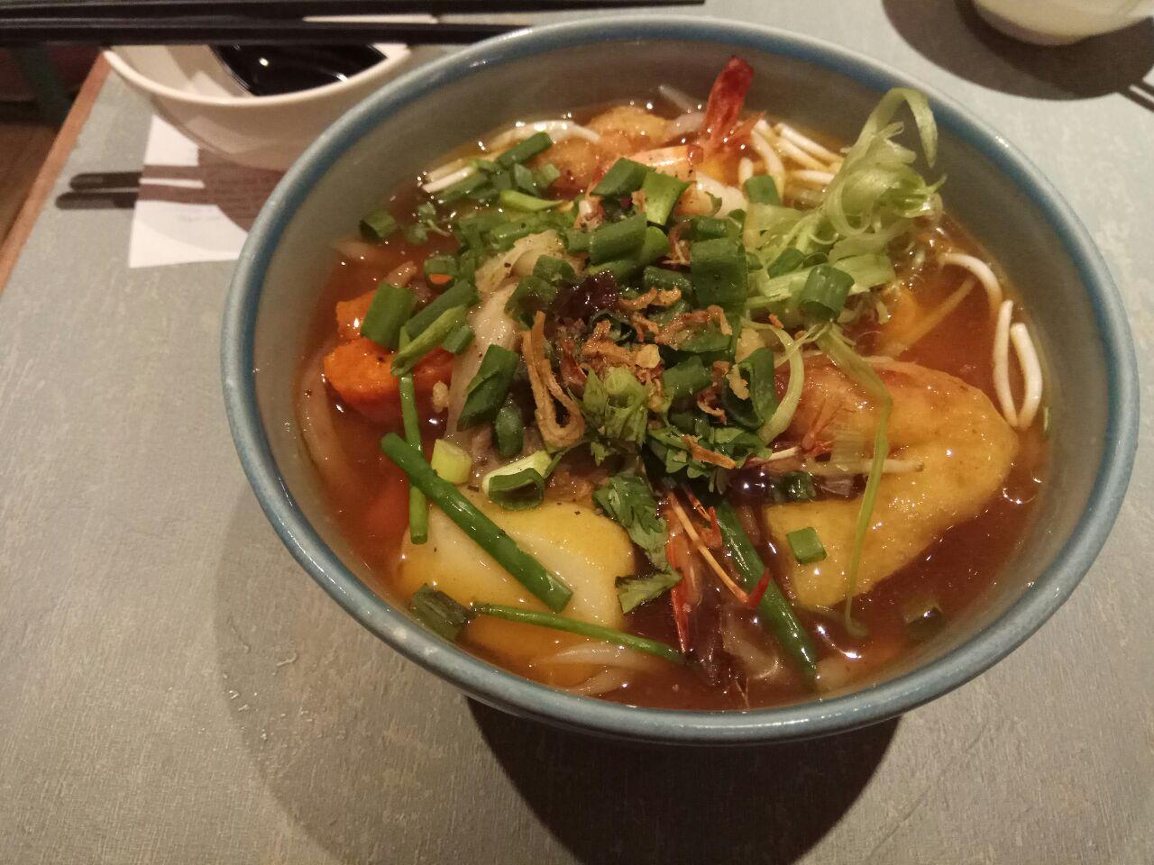 Fisherman Pork Noodle Soup 12nett