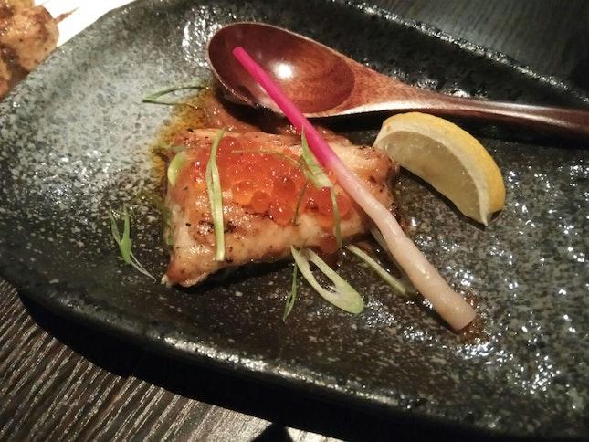 Spicy Grilled Miso Cod 16nett