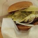 Teriyaki Chicken Burger 3.55nett