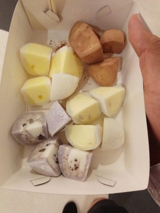 3 For 5.9nett And Durian 3nett