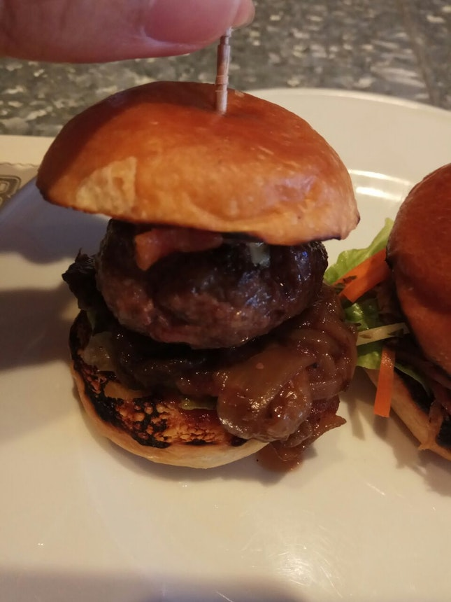 Beef Slider $5++