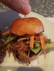 Pulled Pork Slider $5++