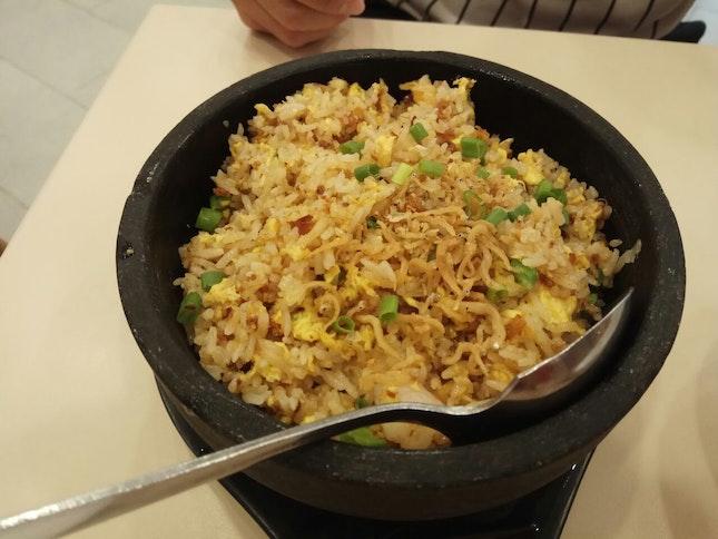 XO Sauce Prawn Fried Rice