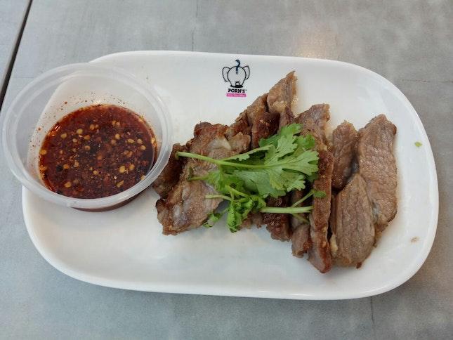 Grilled pork 12++