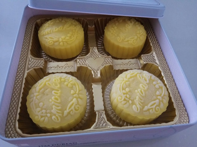 D24 Mooncakes (38.8 Using Fave)