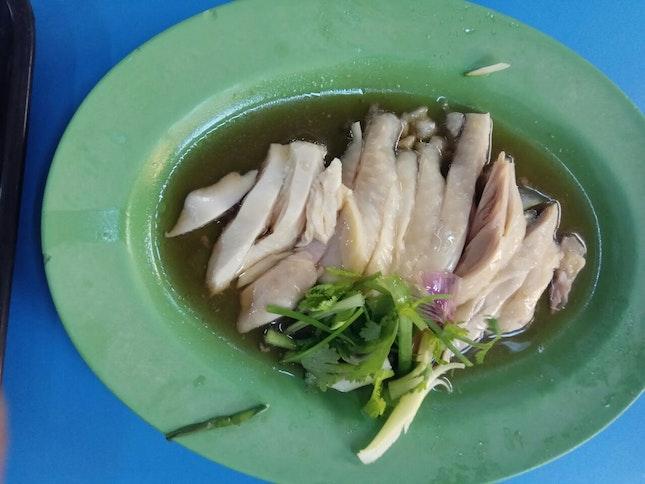 White chicken drumstick 4nett