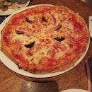 Goat Cheese, Parma Ham, Fig