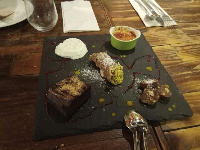 Dessert Platter 22.9++