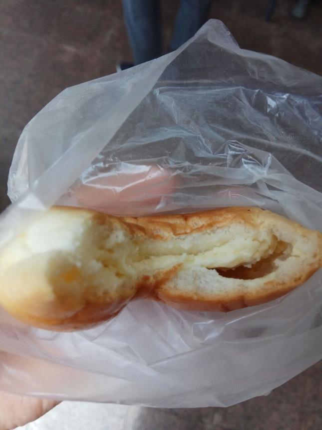 Yuzu Cheese Bun 1.2nett