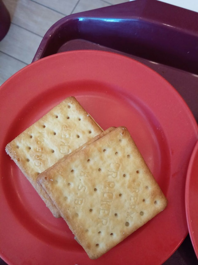 Kaya Butter Crackers 2nett