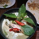 Green Curry With Prawns 18.9++