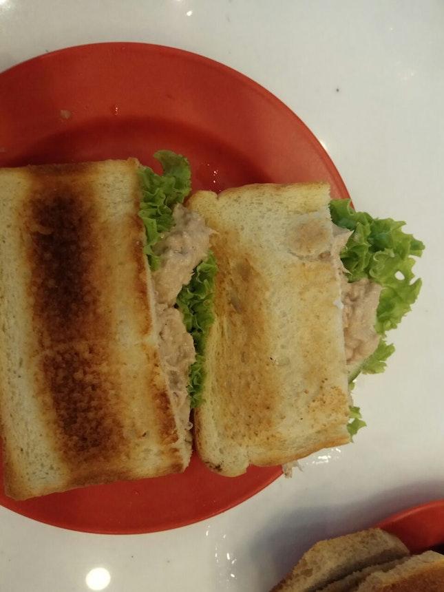 Tuna Mayo Toastwich 4nett