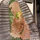 Roasted Kagoshima Wagyu Beef Sushi 9.9++