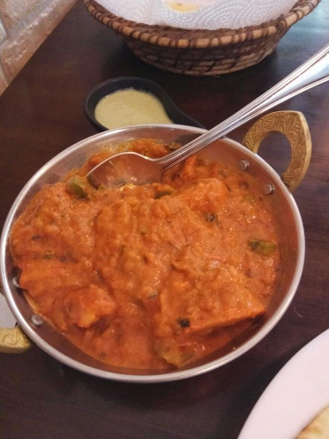Chicken Tikka Masala 14++