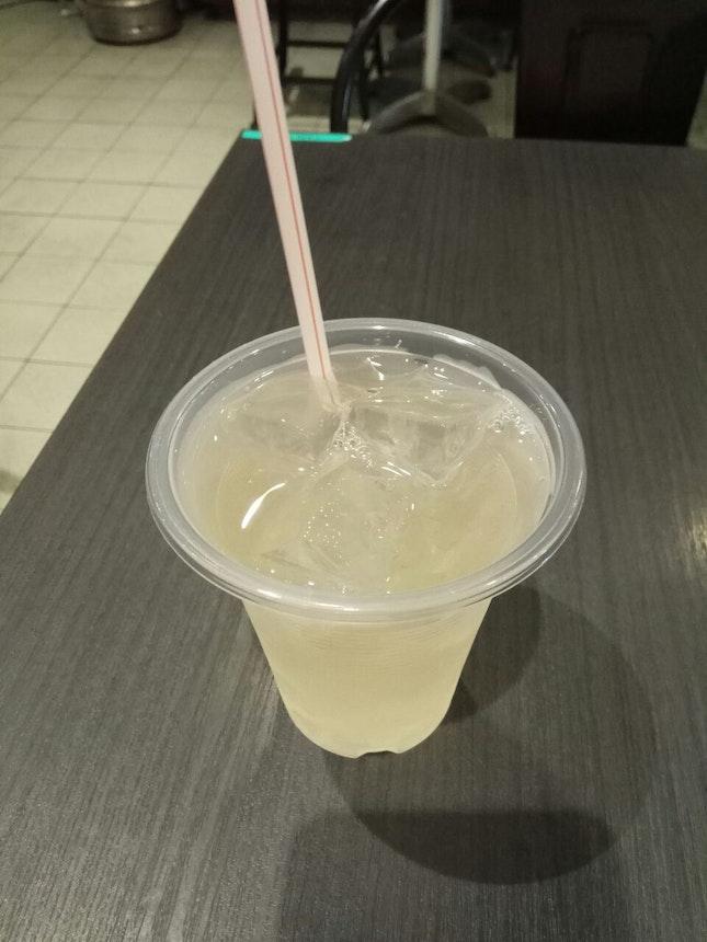 Lemongrass Drink +1nett To Main