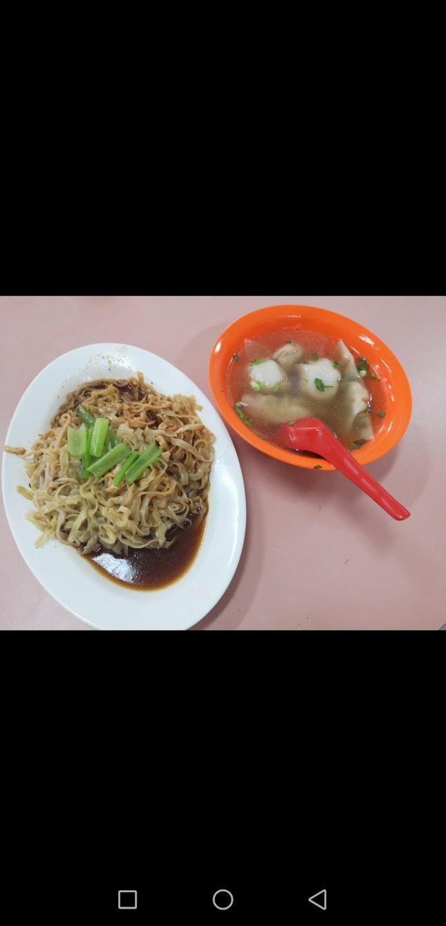 Foo Chow Yen Pi/fishball/Dumpling Noodle 5nett