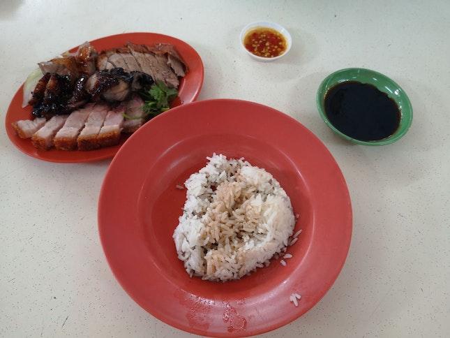 Duck, Char Siu, Roast Pork 7.5nett