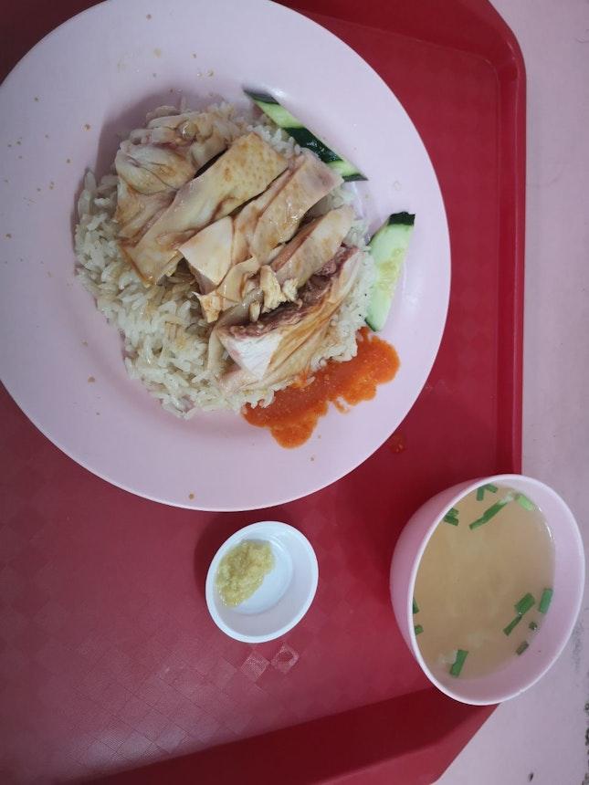 Chicken Thigh Rice 3.5nett