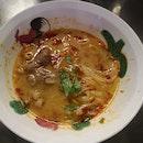 Tom Yum Rice Noodles 0.8++