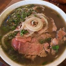 Beef Pho(all Toppings) 23++(can Use Beyond, We Went On Cny Day 2 In Lieu So It Was Locked)