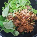 Bun Thit Nuong (Grilled Pork Noodles) 7nett (6 Without Noodles)