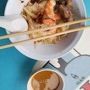 Dry Pork Rib Prawn Kway Teow 5nett