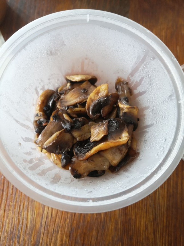 Sauteed Mushrooms +3++(Choice Of Side)