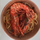 King Prawn Linguine 13.95+(50% Off Now, Delivery)