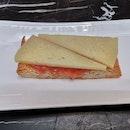 Pan Con Tomate+Manchego (48++ Restaurant Week Menu)