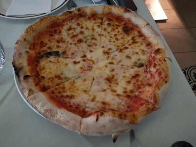 Pizza Magherita 18.9++