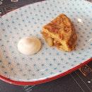 Spanish Omelette (Starter Of Set Lunch18.9++)