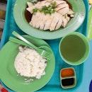 Quarter Chicken 11nett +Rice 0.5nett