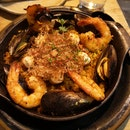 Seafood Risotto 32++(Used BB)