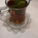 Mint Tea On The House