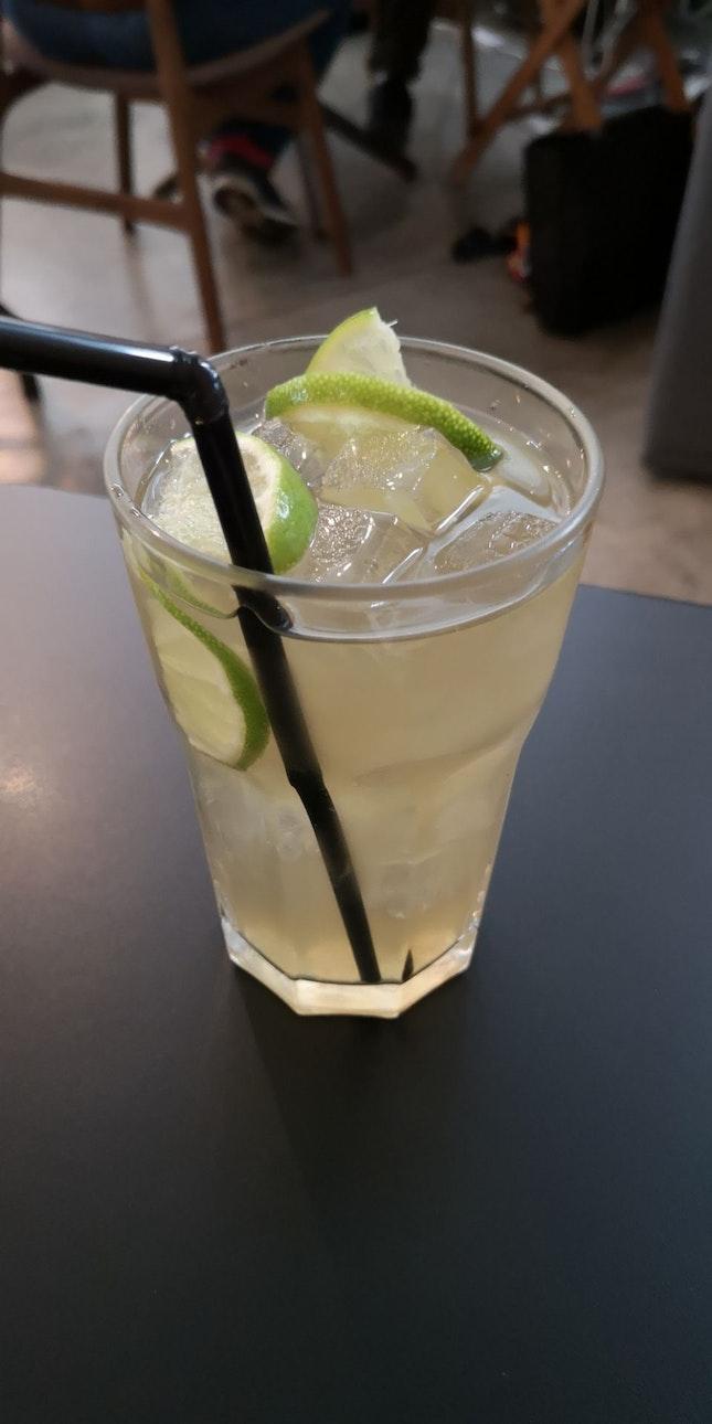 Green Tea, Honey, Mint, Lime 3.8+Gst Only