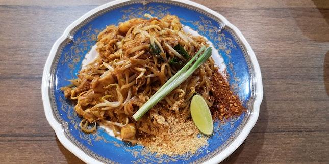 Phad Thai 9.9++(50% Off W Eatigo)
