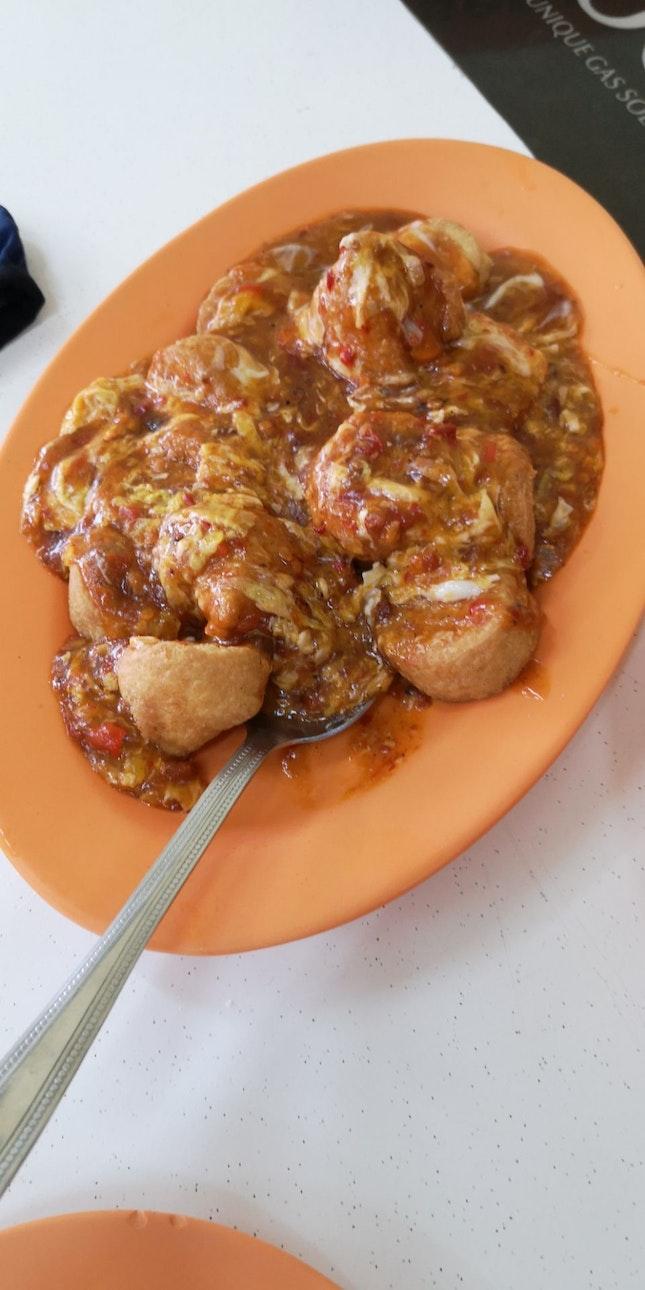 Sambal Tofu(Off Menu) 8nett