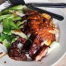 Pork Ribs Rice 2.8nett Add On Ckn Thigh +1.8nett Add On Veggie+0.5nett
