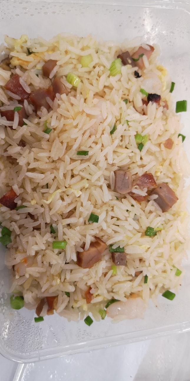 Yangzhou Fried Rice 12.8+Gst(Takeaway)