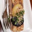 Yaki Goma Tofu 7.5++