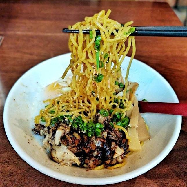 Japanese Noodles (Ramen Etc.)
