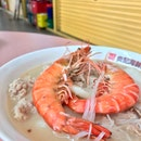 Rich, Milky Seafood Soup!