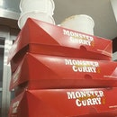 The only way monster curry should every be photographed.