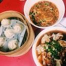 Xiaolongbao, Dandan Noodles, 红油抄手