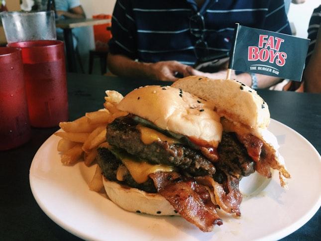 Fat Basterd Burger