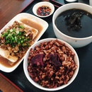 Black Chicken Herbal Soup
